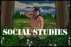 Social studies resources for grades 3 through 8