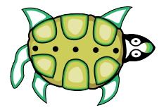 Turtle Totem of the Turtle Ojibwe Clan