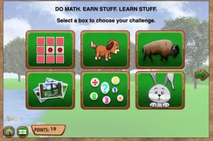 6 math activities from Making Camp Ojibwe