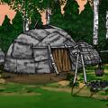 Wigwam from Making Camp Premium