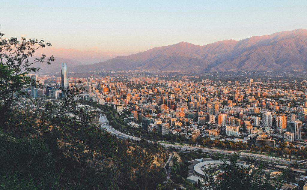 Santiago, Chile. Photo Credit: Alisha Lubben